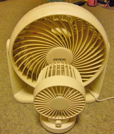 3D羽根搭載でさらに「風力」「静音」が向上、新2重反転ファン