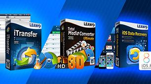 Leawo Software ~簡単操作でマルチメディア変換、iPhoneデータ復元・転送が可能~