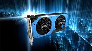 Palit GeForce GTX 950 StormX Dual ~最新グラフィックチップ搭載で繊細・美麗な画面を体感~