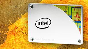 インテル® SSD 535 - インテル® PC GAMING REVOLVER REVIEW / BULLET.4 -