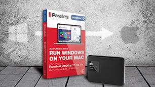 My Passport for Mac ~Parallels と一緒に使い Mac で Windows をフル活用!~