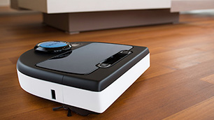 ネイト ロボティクス「Botvac™(ボットバック) D8500」 ~家事時間の短縮に活躍するロボット掃除機~