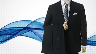 動きやすさ抜群!【超伸縮性/高復元力】ビジネススタイリッシュストレッチメンズ HYBRIDBIZ® スーツ|リラスタ