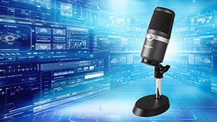 【ゲーム実況/ライブ動画配信】におすすめの高音質USBマイク|AM310