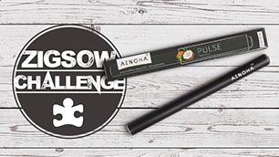 ZIGSOWチャレンジ第1弾!水蒸気電子タバコ AINOHA Stikを試してみよう!