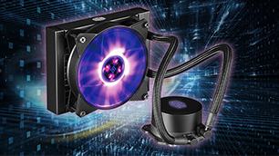 Cooler Master「MasterLiquid ML120L RGB」~静音性と冷却性能を備えた水冷CPUクーラー~