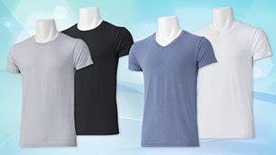 ワークマン ICE CHARGE(アイスチャージ)~ 素肌のような優しい着心地の半袖インナーシャツ ~