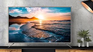 リモコンに話しかけて操作できる!! 新4Kチューナー内蔵の40V型「VMシリーズ PIXELA 4K Smart TV」