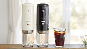 本格コールドブリューコーヒーが自宅で簡単に! 水出しコーヒーメーカー「Wiswell Water Dripper」