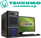 TSUKUMO G-GEAR GA7J-E31/FF1