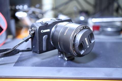 EOSM +EF50mm