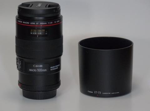 EF100mm F2.8L Macro