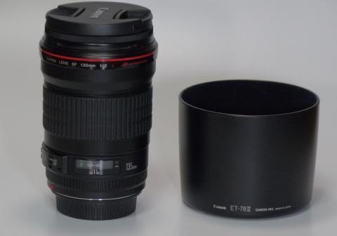 EF135mm F2.0L