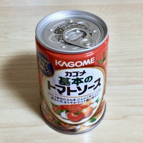 基本 ソース トマト カゴメ の