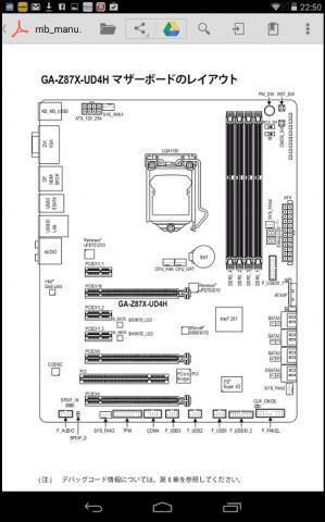【追記2014/03/08】今更な感じが強いがNexus 7 (2012)3Gモデルを買っちゃったわ(╹ ╹)