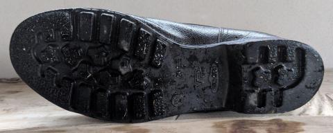 アウトソール(半長靴)