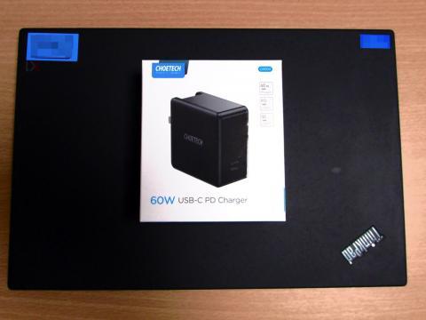 Lenovo X1 Carbonで利用