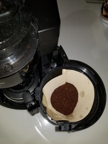 入れ方は一般的なドリップコーヒー