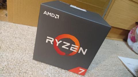 これがRYZENの外箱だ!