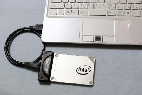 USBで接続しておく