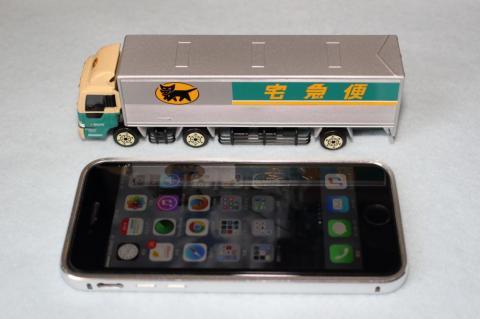 iPhone6よりも長い