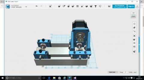 Autocad123d on Windows10