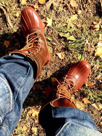 お気に入りの靴は歩くのも楽しくなってしまう。