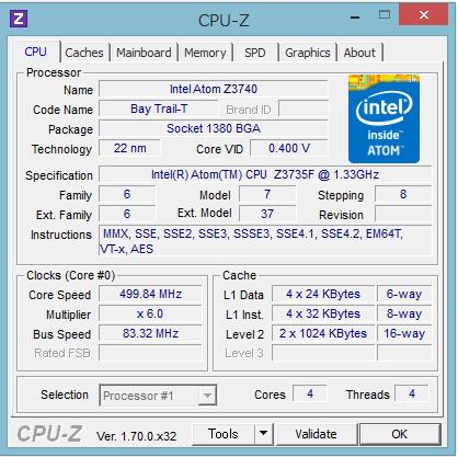 CLIDE9のプロセッサ
