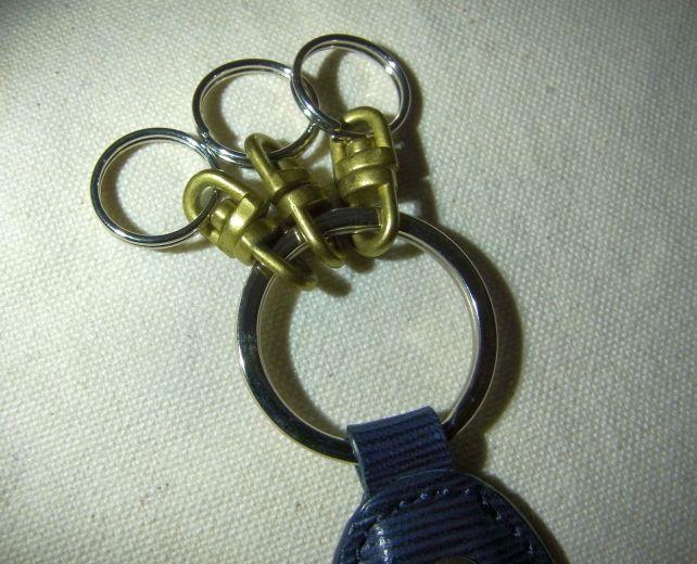 キーをつける部分は数は少ないが可動域は多い。