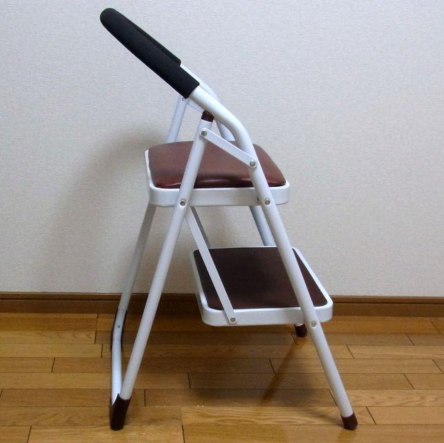 踏み台としても安定性がある