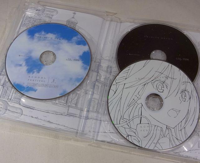 青空レーベルの昼の部と星空の夜の部DVDに加えてCDつきの3枚組