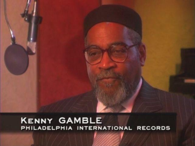 Kenneth GambleとLeon Huffその人に対するインタビューもある