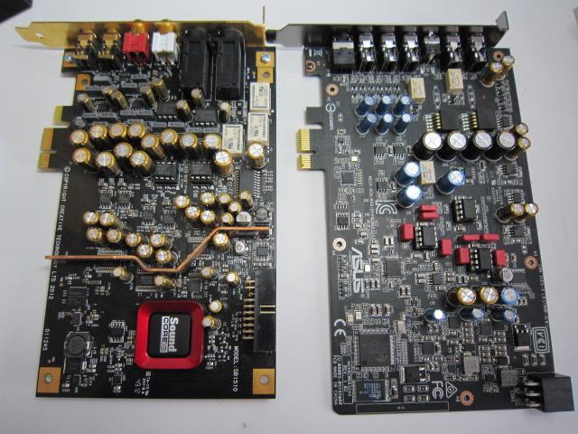 コンセプトは同じでもZxRがオーディオ寄りな造りなのかと