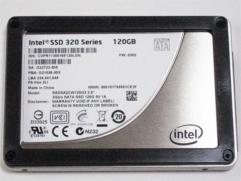 SSD表面(?)