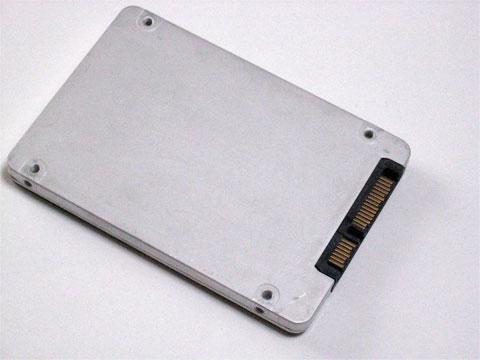 SSD裏面(?)