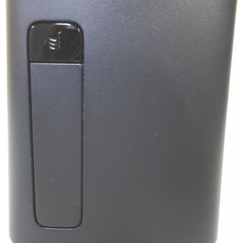 カバー付き前面USB
