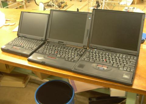 535E、560X、600X。560Xと600Xはあまりサイズが変わらない