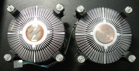 左i7用、右i5用、まったく同じである。