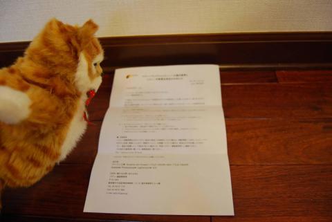 大事な指令書を読んでみる。