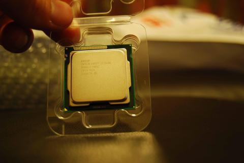 CPU表 コスタリカ産です。