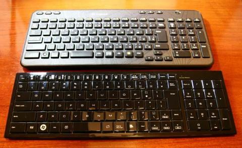 今までのキーボードとの比較