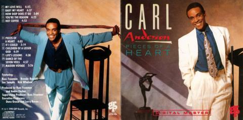 最も脂ののっていた90年代のアルバム