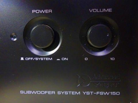 電源と音量のシンプルな操作系