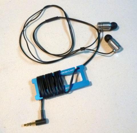 先日final audio designのイヤホン組み立てイベントで作ったイヤホン