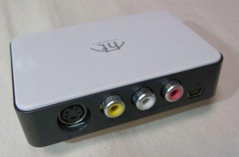 ビデオキャプチャボックス「MY-VIDBOX」
