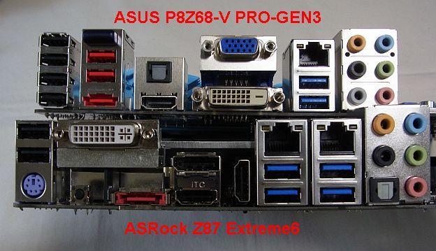 CMOSクリアボタンやHDMI INが特徴。2.0と3.0のUSB合算数は少ない。
