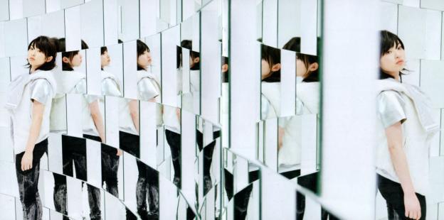 万華鏡のように彼女のいろいろな面を魅せる。