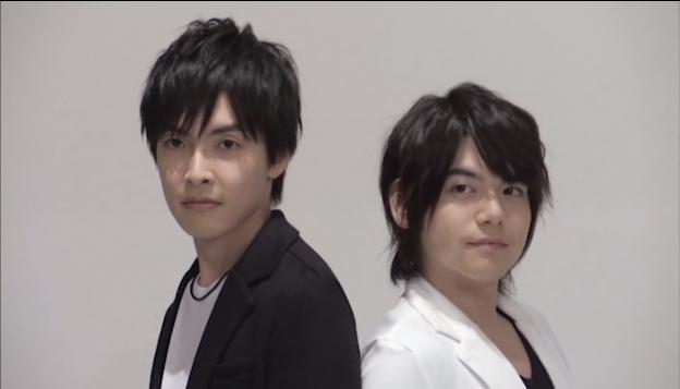 付属DVDより、うじ(左:田丸氏)とたそ(右:雄馬タソ)。女性をどれくらい呼べるか?