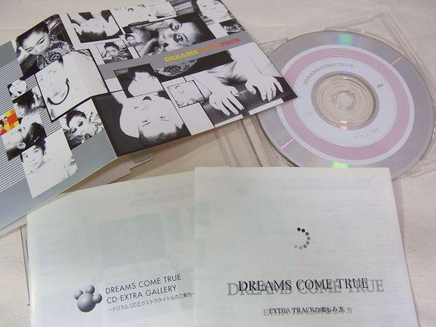 CD-EXTRAの説明書がつく