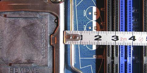 DH67BL CPUtoMEM